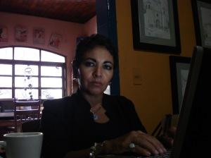 Anarella Vélez Osejo, Moderadora