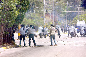 La UNAH, 23 de marzo de 2011