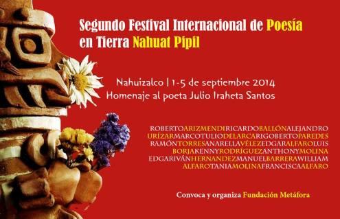 festival de poesia nahuat pipil