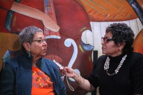 Gladys Lanza Ochoa y Anarella Vélez Osejo, Valle de Ángeles, 1 de febrero de 2015